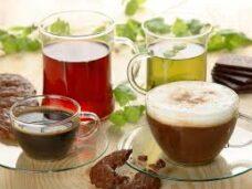 Bevande, caffè, tè, tisane